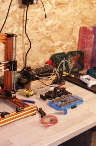 L'atelier de la Saint Louvienne 3D